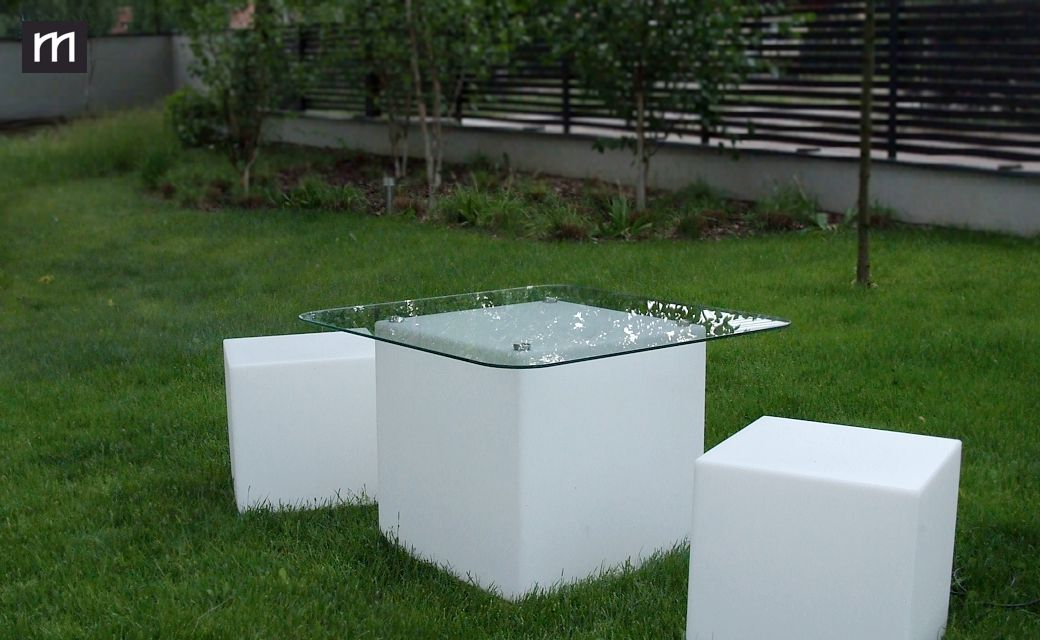 Lightning Cube mBox Table Top