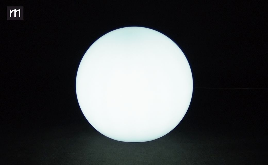 mBall Garden Lamp - Lightning Globe
