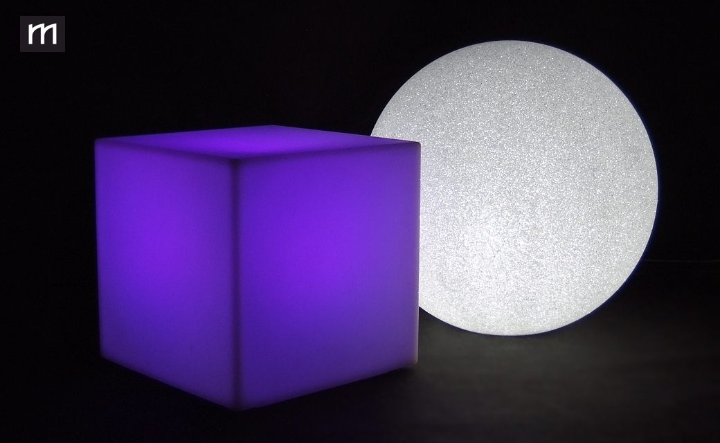 mBox Micante Lightning Pouf / Table