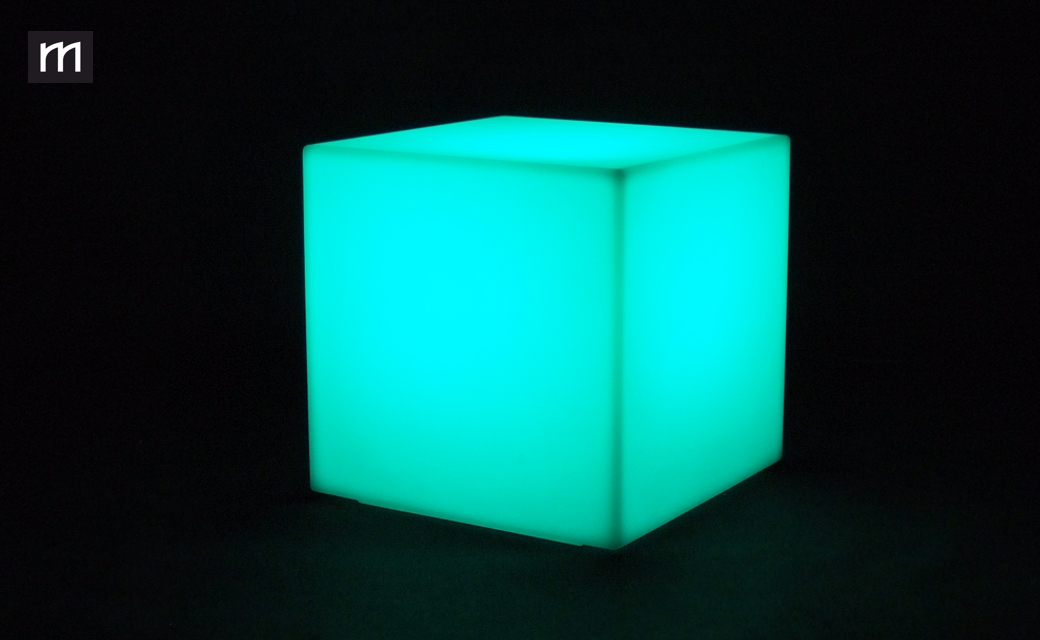 mBox Lightning Pouf RGB&Light