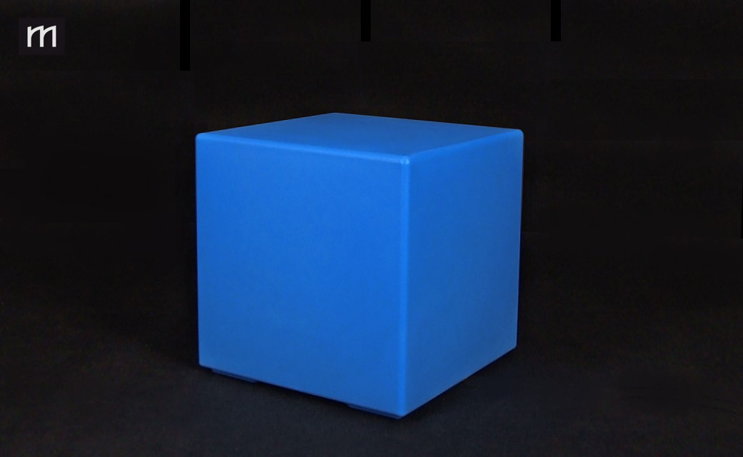 mBox Pouf RAL Colour