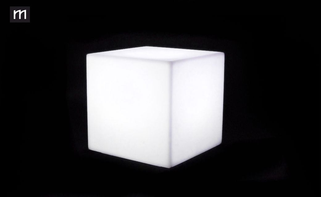 mBox Micante Lightning Pouf Table
