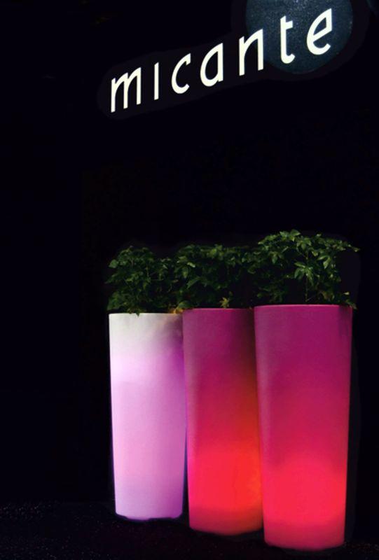 RGB Lightning Pot Bella Micante