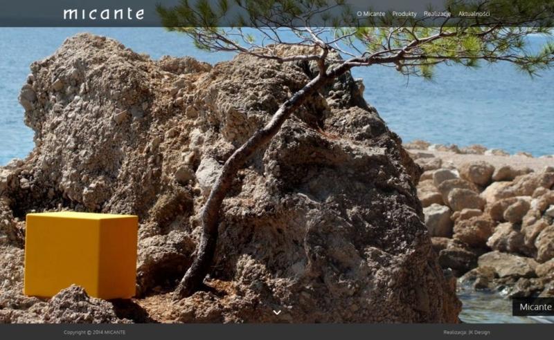Micante New Site